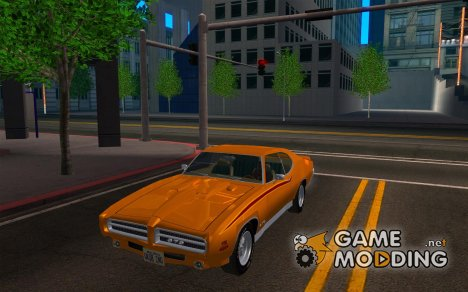 Pontiac GTO The Judge for GTA San Andreas