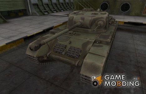 Пустынный скин для Centurion Mk. I for World of Tanks