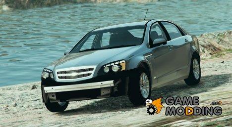 2015 Chevrolet LS для GTA 5