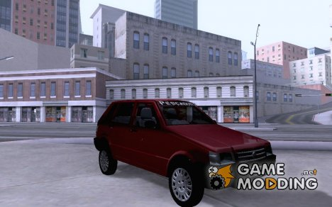 Fiat Uno Mille for GTA San Andreas