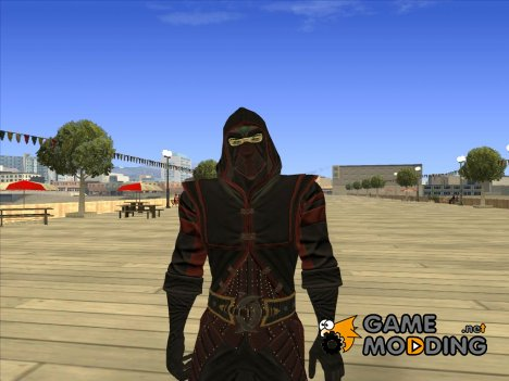 Ermac MK9 for GTA San Andreas