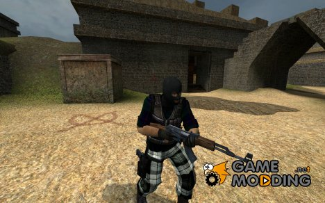 Scottish Terrorist для Counter-Strike Source