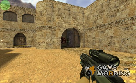 Steyr AUG A3 для Counter-Strike 1.6