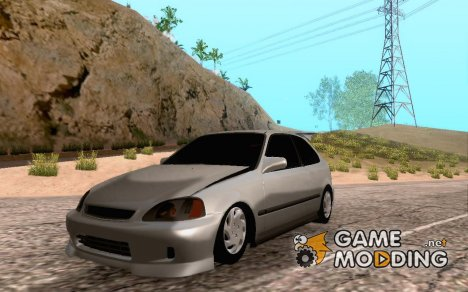 Honda Civic 1.6iES 01-HB for GTA San Andreas