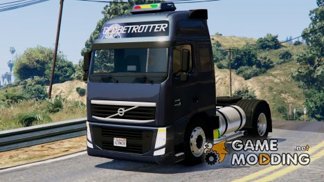 Volvo Fh 440 Globetrotter 4x2 for GTA 5