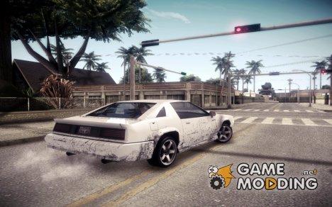 Dirty Vehicle.txd SA-MP Edition v1.0Full для GTA San Andreas