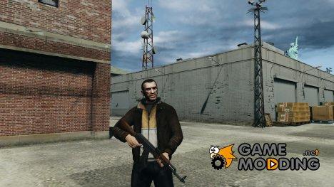 Новый АК-47 для GTA 4