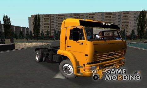 КамАЗ 5460 из дальнобойщиков 2 [beta 2] for GTA San Andreas