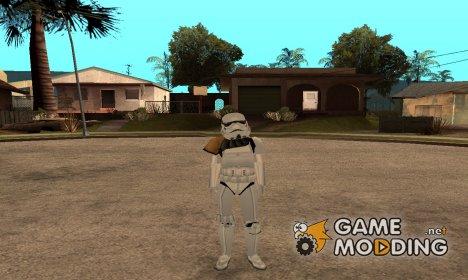 "Персонаж из ""Звёздных войн"" for GTA San Andreas"