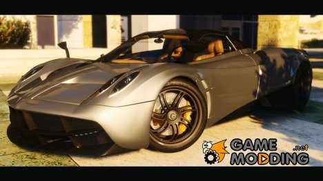 2014 Pagani Huayra 1.1 for GTA 5