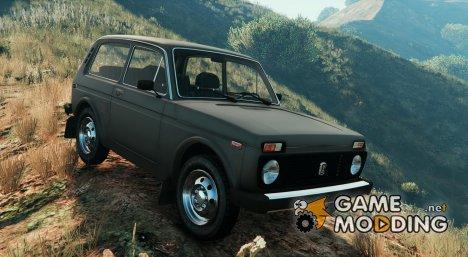VAZ-2121 FINAL для GTA 5