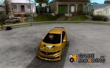 Honda Civic TypeR Mugen 2010 для GTA San Andreas