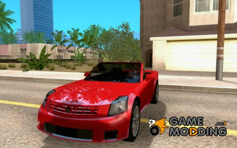Cadillac XLR for GTA San Andreas