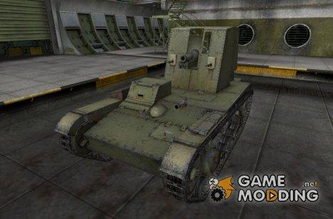 Ремоделлинг с танкистами для СУ-26 для World of Tanks
