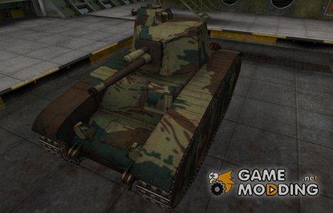 Французкий новый скин для BDR G1B for World of Tanks