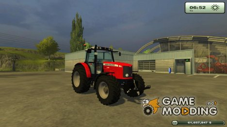 Massey Ferguson 5480 for Farming Simulator 2013
