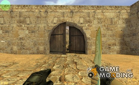 NEGATIVE-EFFECT KNIFE for Counter-Strike 1.6