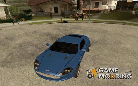 Aston Martin DB9 из NFS MW for GTA San Andreas