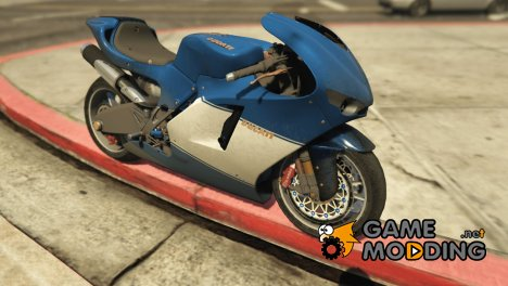 Ducati Desmosedici RR 2012 for GTA 5