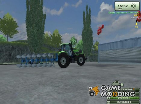More Realistic Game Engine V 1.3.61 для Farming Simulator 2013
