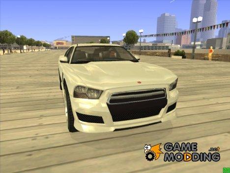 Buffalo GTA V ImVehFt for GTA San Andreas