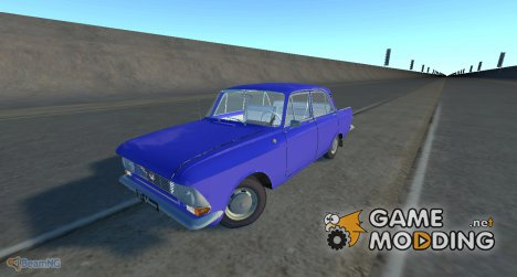 Москвич-412 for BeamNG.Drive