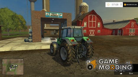 Car Wash v1.0 for Farming Simulator 2015