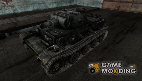 Шкурка для VK3601H для World of Tanks