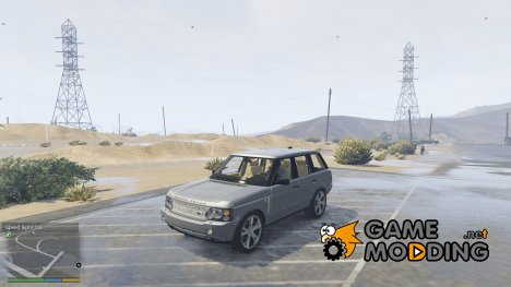 2010 Range Rover Supercharged 2.2 для GTA 5