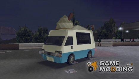 Mr.Whoopee из Альфа версии GTA III for GTA 3