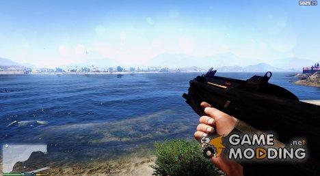 Battlefield 4 F2000 for GTA 5