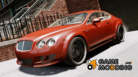Bentley Continental GT Imperator Hamann [EPM] для GTA 4