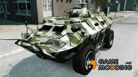 Камуфляж для APC for GTA 4