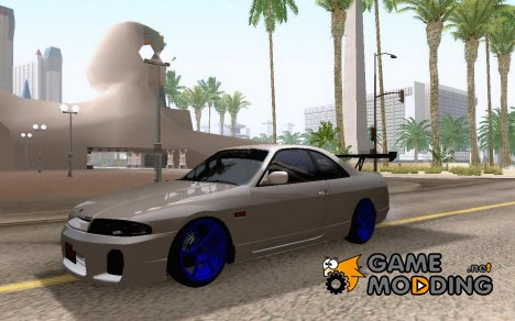 Nissan Skyline R33 Monster Energy Drift для GTA San Andreas