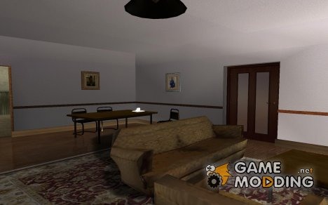 New Interior for house CJ для GTA San Andreas