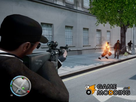 Burn To Hell v1.0 для GTA 4