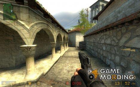 Sig Saur p228 для Counter-Strike Source