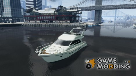 Luxury Yacht для GTA 4