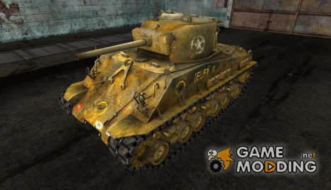 M4A3 Sherman 10 for World of Tanks
