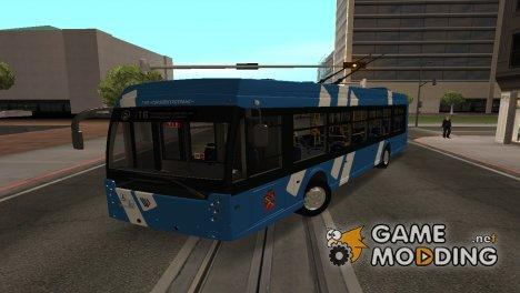 Тролза-5265.08 «Мегаполис» Санкт-Петербурга окраска for GTA San Andreas
