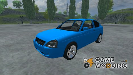 Lada Priora Coupe v 2.0 for Farming Simulator 2013