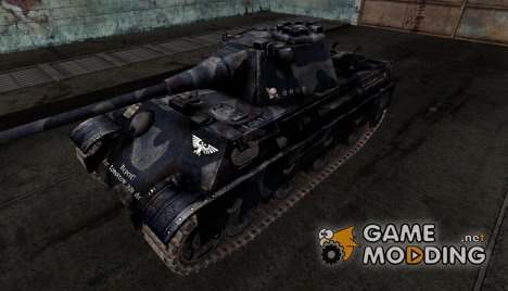 PzKpfw V Panther II akdesign для World of Tanks