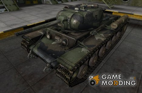 Шкурка для КВ-1С для World of Tanks
