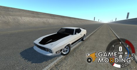 Ford Mustang Mach 1 for BeamNG.Drive