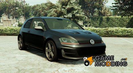 DTD Volkswagen Golf R MK7 1.0a for GTA 5
