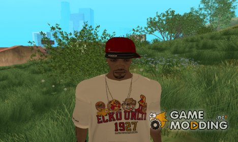 Качественный персонаж for GTA San Andreas