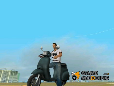 Faggio Xbox для GTA Vice City
