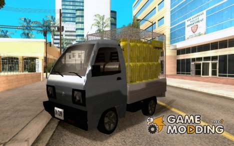 Suzuki Carry 4wd 1985 Lipigas for GTA San Andreas