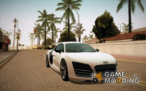 Audi R8 V10 Plus 2014 for GTA San Andreas