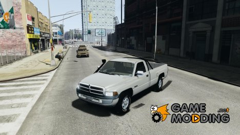 Dodge Ram 2500 1994 for GTA 4